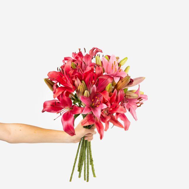 Envio de flores a domicílio do ramo Tokio