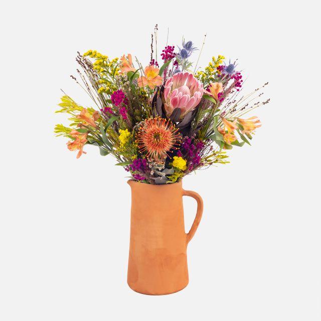 Unexpected bouquet Colvin