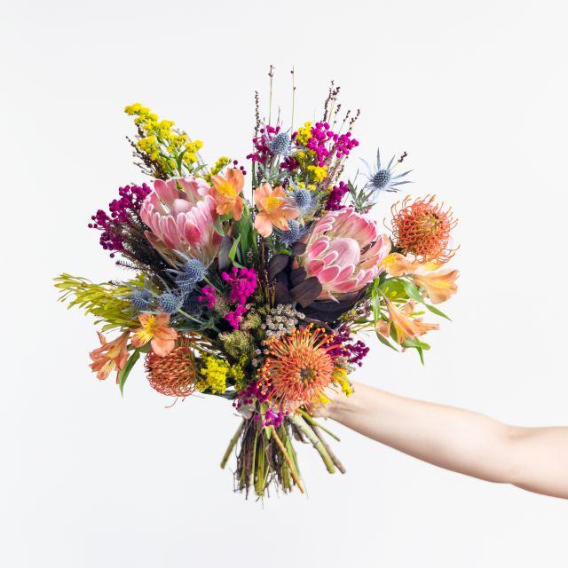 Comprar ramo con protea online