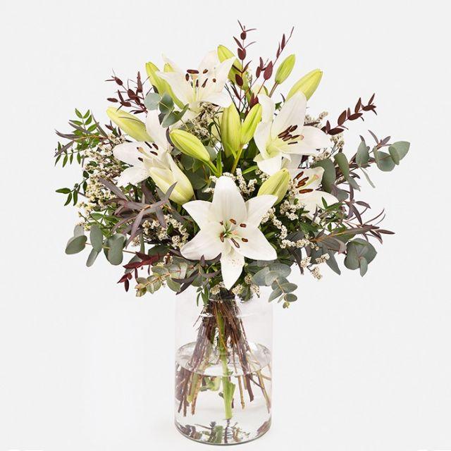 White Bloom Express