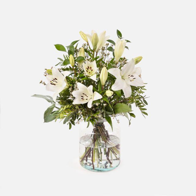 Blumenstrauß White Bloom