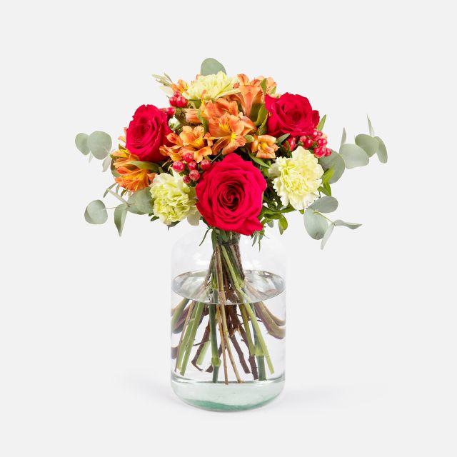 Wonderland - Rose e alstroemeria - Fiori a domicilio - Colvin