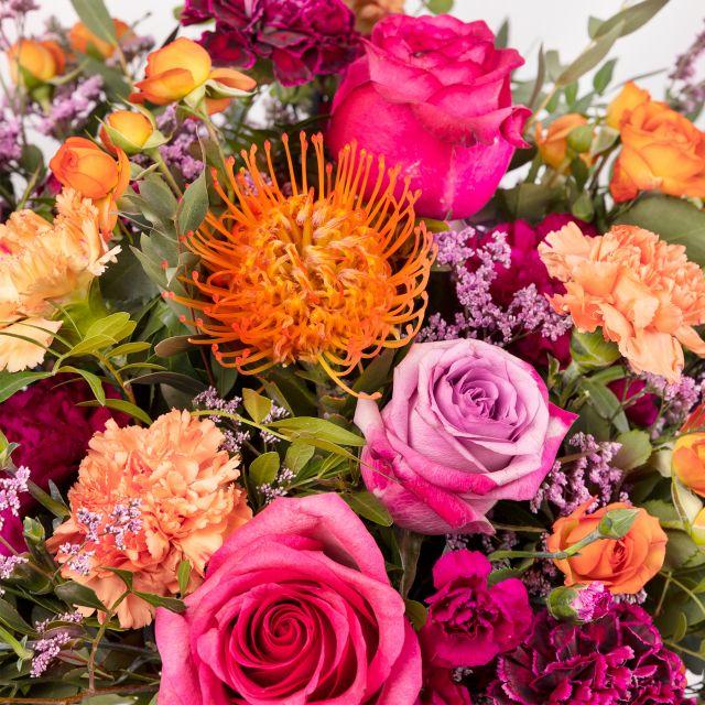 Blumenstrauß wondermum colvin