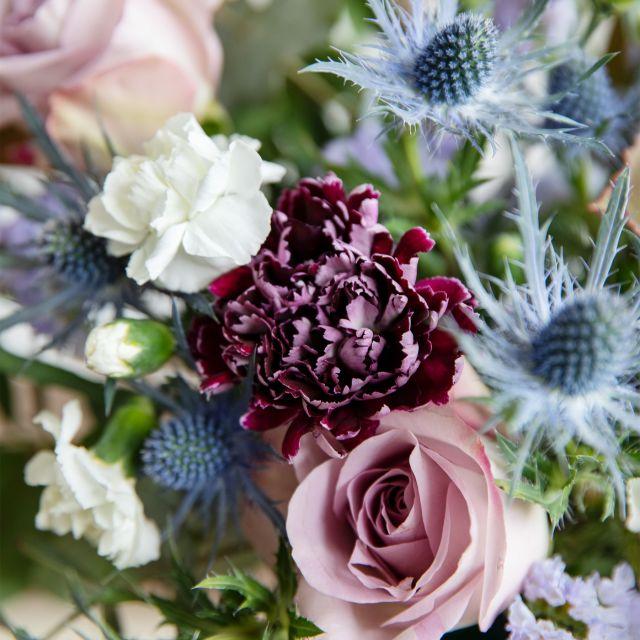 Ramo de flores DIY a domicilio