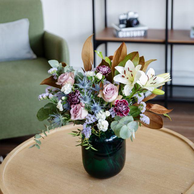 Ramo de flores personalizado